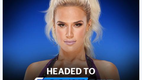 Lana to SmackDown