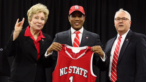 NC State: Kevin Keatts (former UNC-Wilmington head coach)