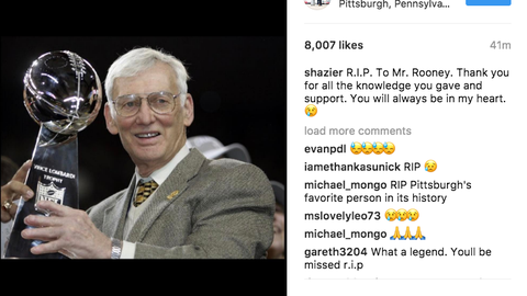 Ryan Shazier, Steelers linebacker