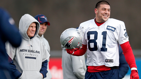 Hernandez felt being a gang member was as important as being a Patriot