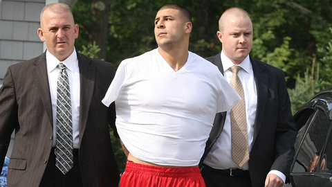 I can't feel sorry for Aaron Hernandez