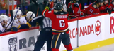 NHL official reportedly files $10 million lawsuit against Flames' Dennis Wideman