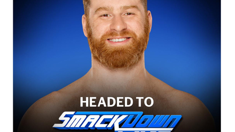 Sami Zayn to SmackDown