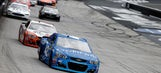 Top 10 drivers after Stage 1 in Food City 500 at Bristol