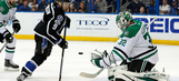 Stars cap final road trip with loss to Lightning
