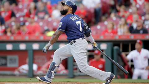 UP: Eric Thames