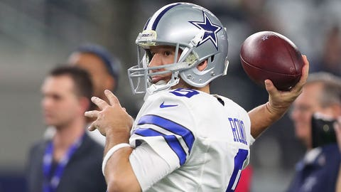 Tony Romo, QB, Cowboys (2004-16)