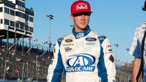 Trevor Bayne, 16th in points
