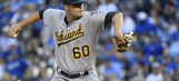 MLB Quick Hits: Triggs surprising as starter for Oakland
