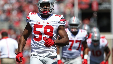 Colts: Tyquan Lewis, DE, Ohio State