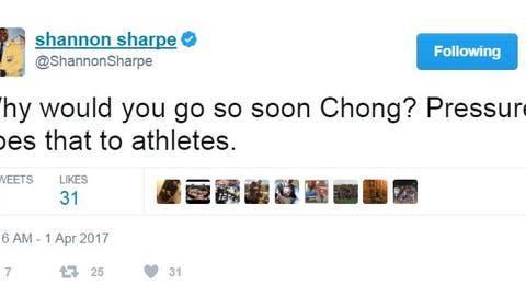 Shannon Sharpe, FS1