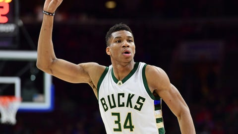 The Giannis 2018 MVP bandwagon is going to have to re-accommodate passengers