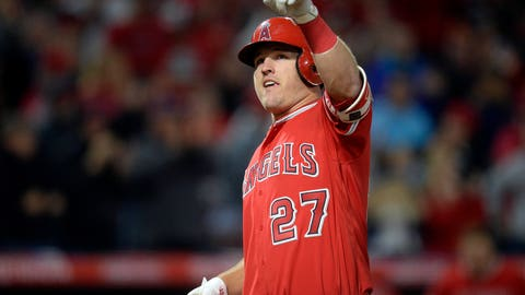 Mike Trout - Angels