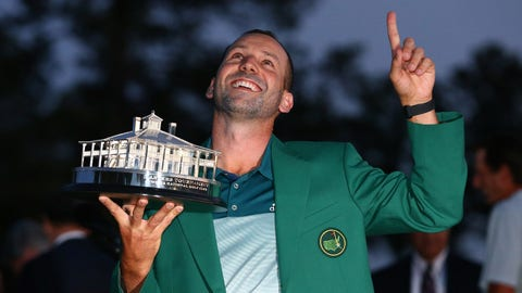 Sergio Garcia has a real shot to go back-to-back
