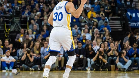 Golden State will claim the title over the Cavs in a gentleman's sweep