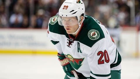 Best Defenseman: Ryan Suter