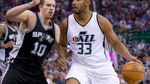 Boris Diaw, Jazz