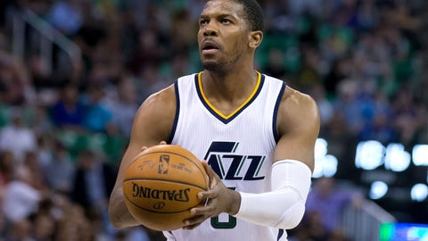 Joe Johnson, SF, Utah Jazz