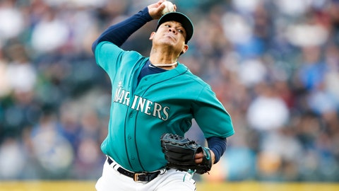 Seattle Mariners (5-8)