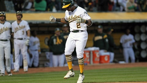 Oakland Athletics (5-7)