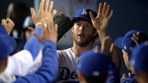 Los Angeles Dodgers (7-6)