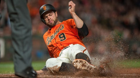 San Francisco Giants (5-9)