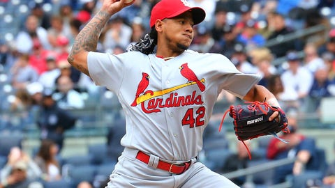 St. Louis Cardinals (3-9)