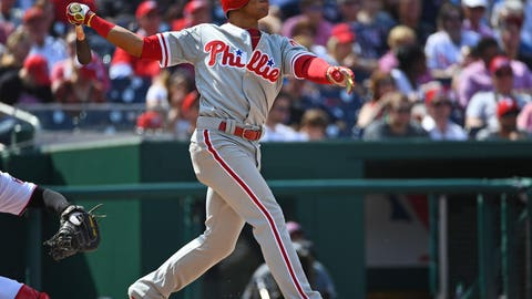 Philadelphia Phillies (4-8)