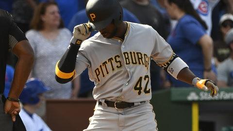 Pittsburgh Pirates (6-6)