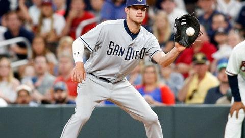 San Diego Padres (5-8)
