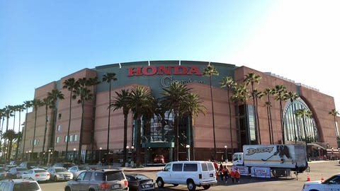 The Honda Center