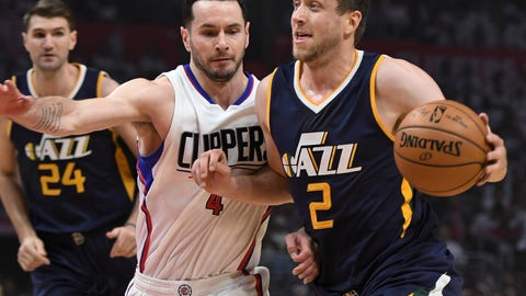 Joe Ingles, Jazz