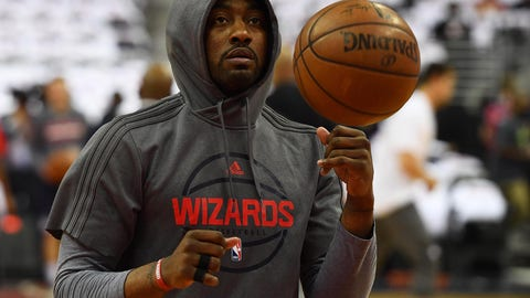 John Wall, Wizards