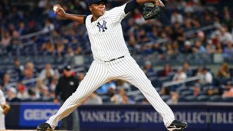New York Yankees (8-4)