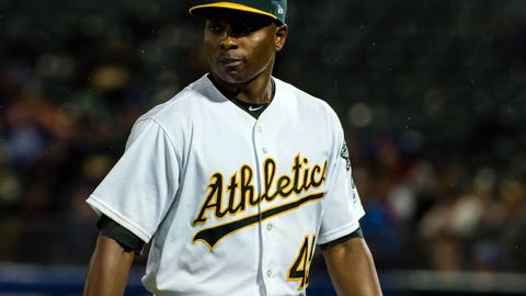 Oakland Athletics (10-9)