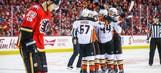 5 reasons why the Calgary Flames got swept by the Anaheim Ducks