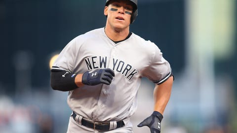 New York Yankees (11-7)