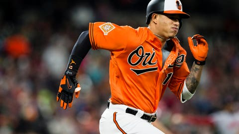 Baltimore Orioles (12-5)