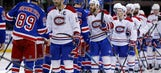 5 reasons the Montreal Canadiens were eliminated by the New York Rangers