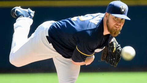Heyman | Brewers reacquire Jeremy Jeffress from Rangers