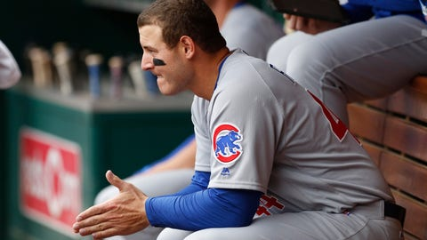 Chicago Cubs (10-8)