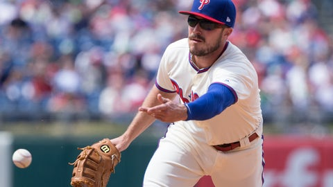 Philadelphia Phillies (9-9)