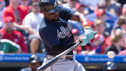 Atlanta Braves (6-12)
