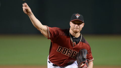 Arizona Diamondbacks (12-8)