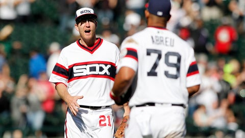 Chicago White Sox (8-9)