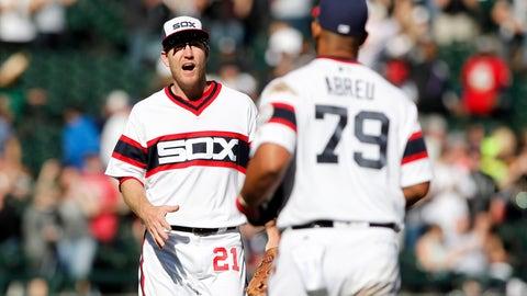 Chicago White Sox (8-9)