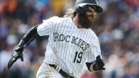 Outfield: Charlie Blackmon