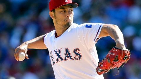 Texas Rangers (9-10)