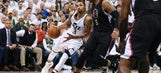 Clippers can't hold late lead; Jazz even the series 2-2