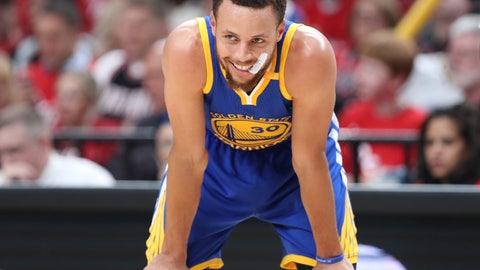 G, second team: Stephen Curry, Golden State Warriors